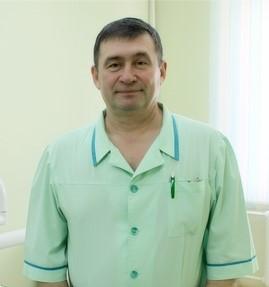 Мухаметзянов Марсель Давлетзянович
